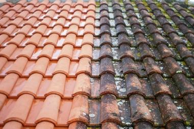 Nettoyant toiture protraitement - Produit nettoyage toiture tuile ...